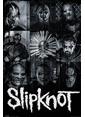 Pyramid International Maxi Poster Slipknot (Masks) Renkli